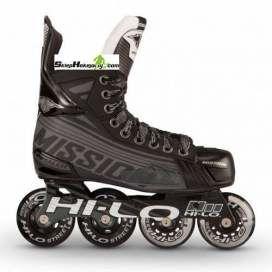 Rolki hokejowe Mission Inhaler DS7 - junior