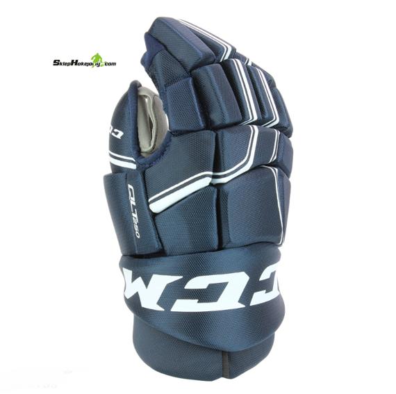 Rękawice hokejowe CCM QLT 250