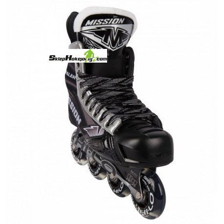 Rolki hokejowe Mission Inhaler NLS:6 Junior